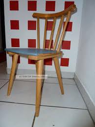 kinder kinderstuhl küchenstuhl sprossenstuhl 50er 60er jahre