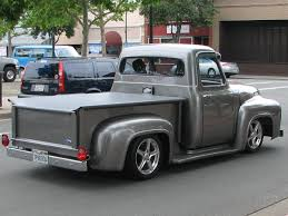 100 1953 Ford Truck F100 Greyours Was Navy Cars Pinterest