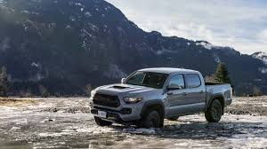 2017 Toyota Tacoma TRD Pro Test Drive Review