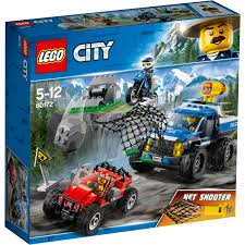 LEGO City Dirt Road Pursuit - 60172 | BIG W Lego City 4434 Dump Truck Ebay Monster 60180 Toy At Mighty Ape Nz 3221 Big Amazoncouk Toys Games Fire Utility 60111 Tow Trouble 60137 Toysrus Volcano Exploration End 242019 1015 Am Ideas Product City Front Loader Garbage Amazoncom Great Vehicles 60056 Lego 60121 Dashnjess 1800 Hamleys For And Pizza Van Food Moped Building Set