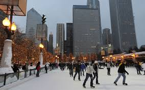 Chicago Christmas Tree Recycling 2013 by Your Best Christmas Around The World Travel Leisure