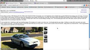 Craigslist Jackson Mississippi Used Cars - Finding Low Prices On For ...