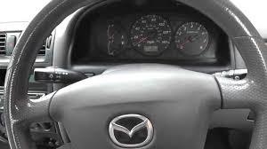 Mazda 626 Has No Check Engine or ABS Warning Lights HELP