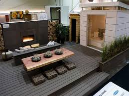 Creative Deck patio furniture for the right style 2011