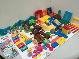 Dora The Explorer Kitchen Set by Mega Bloks Dora The Explorer Huge Lot Multi Sets Playground