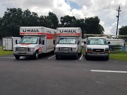 U-Haul Truck Rentals In Pensacola, FL At Out O' Space