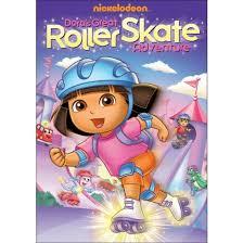 dora the explorer dora s great roller skate adventure dvd video