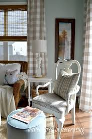 Adventures In Decorating Curtains by Adventures In Decorating Our 2015 Fall Sunroom