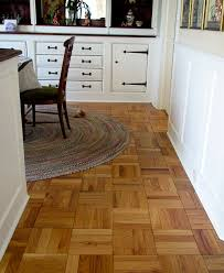 Were A Top Of The Line Choice For Midcentury Homes And Now Weve Learned Official Name This Pattern Fingerblock Flooring