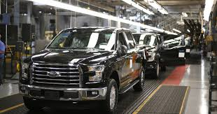 Louisville Ford Plant Anticipates Aluminum Truck Jobs Ford Tops Resurgent Us Car Industry 2013 Sales Results Show Kalw How Fords Largest Truck Factory Was Completely Overhauled In 8 Weeks Michigan F150 Plant Holds Key To Passage Of Uaw Deal New Starts Rolling Out Dearborn Plant Autoweek Celebrates Reopening Truck Radio From Scratch 2012 Lariat 4x4 Ecoboost Trend Super Duty Production Restart After Supplier Fire 2015 Begins At The Video Plants Undergo Quiet Revolution Henry Historic Rouge Is Reinvented Along With The F Chassis Assembly Detroit And Motor Co Assembly Reportedly Vandalized