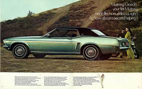 1969 Mustang Specs Colors Facts History and Performance