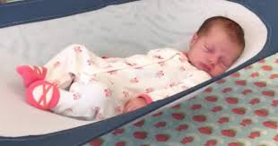 florida dad invents a bed to minimize the risk of sudden infant