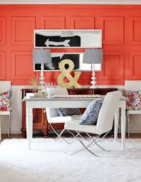 Coral Color Decorating Ideas by Coral And Salmon Interiors By Color 5 Interior Decorating Ideas