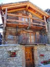 100 Log Cabins Switzerland Valais
