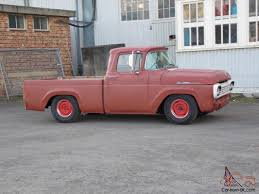 1960 Ford F100 4x2-Rusty's Concepts.... | Blue Oval 1957-1960