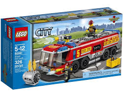 LEGO City Airport Fire Truck Set 60061 - ToyWiz 9 Fantastic Toy Fire Trucks For Junior Firefighters And Flaming Fun 11 Big Lego City Sets Join The Building Craze Truck The Lego Car Blog Page 2 Airport Station Remake Legocom 60002 1500 Hamleys Toys Games Buy Engine 60112 Online In India Kheliya Creator Mini 6911 Brick Radar 60004 Amazon Canada Old Itructions Letsbuilditagaincom Bricktoyco Custom Classic Style Modularwith 3 60110 Speed Build Youtube Ideas