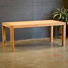 Buy Reclaimed Teak Wood Simple Dining Table India In Cheap Price On Malibaba