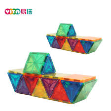 Picasso Magnetic Tiles 100 by Playmags Magnetic Blocks Playmags Magnetic Blocks Suppliers And