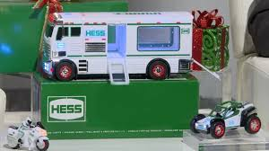 2018 Hess Holiday Truck Is BACK | LifeMinute.tv