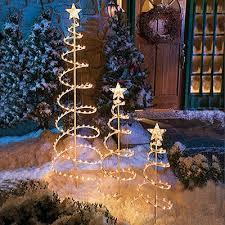 Spiral Christmas Tree 3 Piece Set At Big Lots