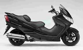 Suzuki Burgman 400 5949 I Love My Its