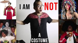 Cultural Appropriation Halloween by I Am Not A Costume