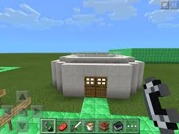 Minecraft Pocket Edition Bathroom Ideas by Minecraft Pe House For 0 9 5 This House Uses Quart Blocks
