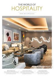 100 Dexter Morgan Apartment The World Of Hospitality Issue 29 2018 By The World Of