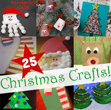 25 Easy Christmas Crafts For Kids To Make Hands On As We Grow Homemade