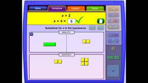 algebra tiles tutorial