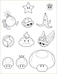Super Mario Bros 20 Jeux Vid Os Coloriages Imprimer Avec Coloriage