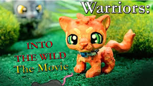 warrior cat warrior cats into the the completed