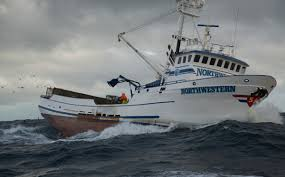 Wizard Deadliest Catch Sinks by Tv Weekly Now Discovery Channel Premieres U0027gears Fears And