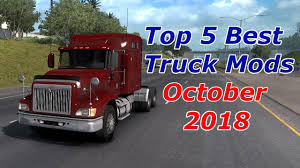 100 Best American Truck Top 5 Mods October 2018 ATS Simulator