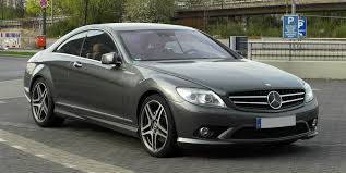 Mercedes-Benz CL-Class - Wikipedia