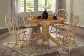 Round Dining Room Set For 4 by Kitchen Awesome Unique Round Tile Top Natural Terracotta Design