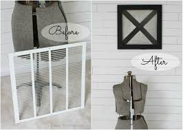 Decorative Air Return Grille by Glittering Return Air Vent Filter Grille For Air Vent