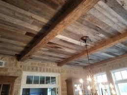 100 Beams On Ceiling Ohio Valley Reclaimed Wood
