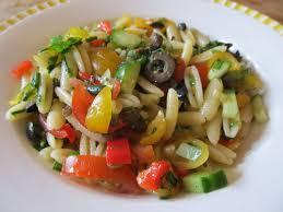 salade de pâtes italienne salades pique and food