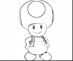 Coloriage De Mario Kart Wii 14 Inspirational Toad And Toadette