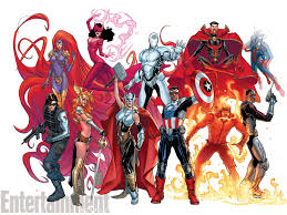 Avengers Now 1000x791 Since Marvels