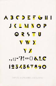 deco typography history 27 best type specimen images on editorial design type