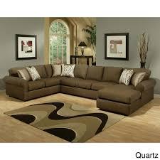 Chateau Dax Leather Sofa Macys by Macy U0027s Harper Six Piece Fabric Modular Chaise Sectional Sofa We
