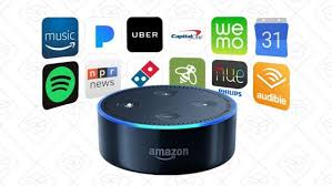 Amazons Alexa Is Basically The Operating System Of Home But To Fully Appreciate It You Need Scatter Echoes And Echo Dots Around Your House Until