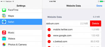 How to Clear Cookies Cache for a Single Website on iPhone or iPad