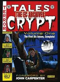 The EC Archives Tales From Crypt Volume 1