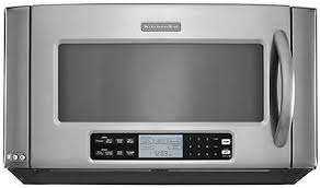 30 microwave combination hoods and vent khhc2090sss kitchenaid