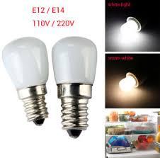 e14 e12 2w 2835 smd led led light freezer fridge l refrigerator