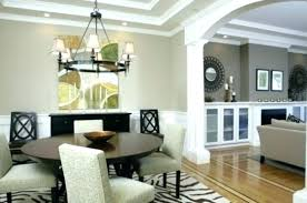 Living Room Paint Color Schemes Combinations For And Dining