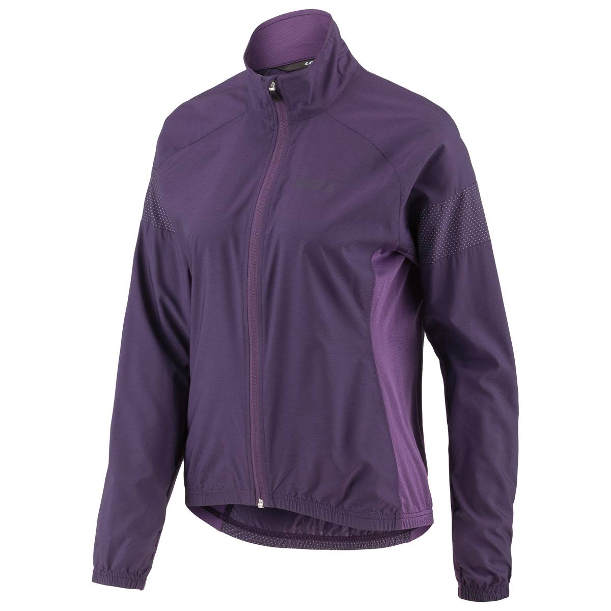 Louis Garneau Modesto 3 Cycling Jacket - Women's Logan Berry, L